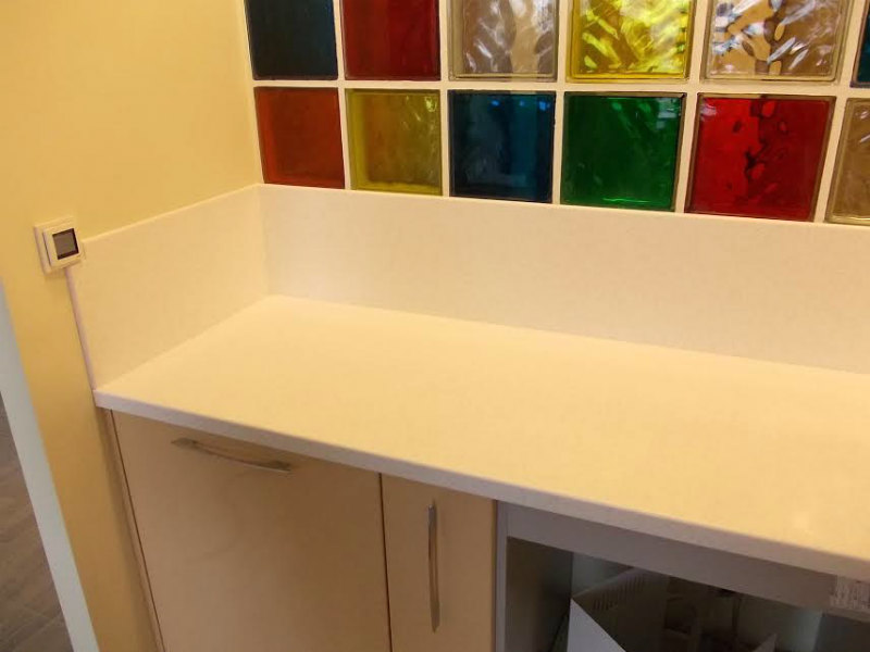Столешница corian цвета столешница ванной стекла